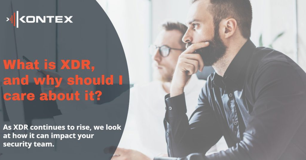 Why Should I Care About XDR?